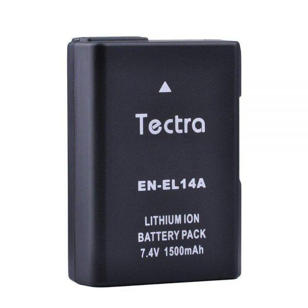 Bateria Nikon EN-EL14 Tectra