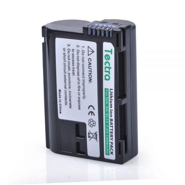 Bateria Nikon EN-EL15 Tectra