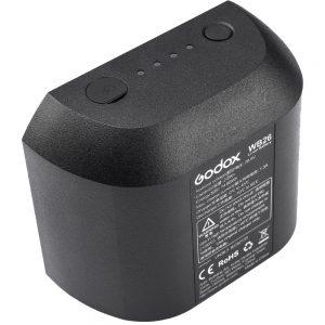Bateria WB26 Flash Godox AD600 Pro
