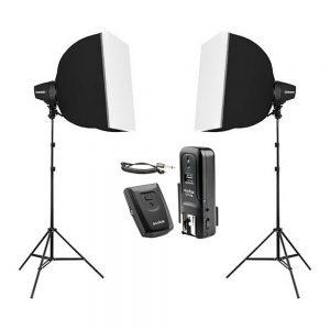 Kit Estúdio Fotográfico Odonto 300w Godox K150 CT-16