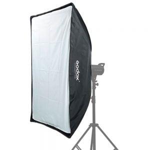 Softbox Godox 80x120cm Encaixe Bowens